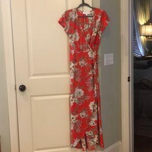 Superfoxx maxi dress